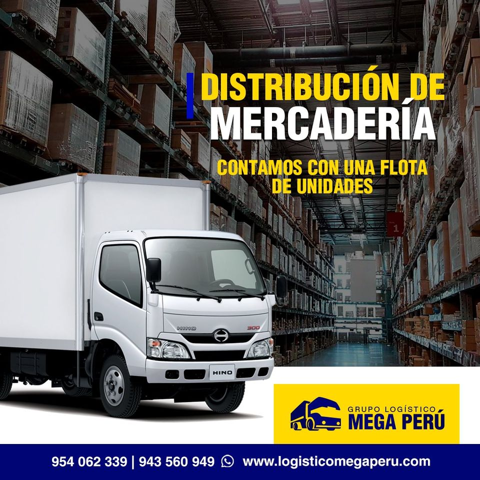 OUTSOURCING EN TRANSPORTE DE CARGA Y DISTRIBUCIÓN DE MERCADERIA